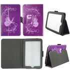 Tablet Case For Barnes & Nobles Nook HD 7 inch Slim Fit Folio Auto Wake/Sleep