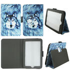 Case For Barnes & Nobles Nook HD 7 Syn Leather Slim Fit Folio Auto Wake/Sleep