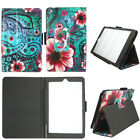 Folio Case For Kindle Fire HD 8 inch Tablet Cover Slim Fit Auto Wake / Sleep
