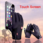 Mens WomensTouch Screen Windproof Waterproof Outdoor Sport Gloves  Winter Gloves