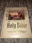 Vintage 1988 Holy Bible Family Edition- DeVore & Sons