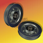 (2) Steel V-Idler Pulley Replace MTD 756-0226, 756-0293, 756-0293A, 756-1208