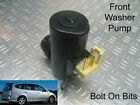 Front Windscreen Washer Pump Grommet Connector 4mm for Honda Stream 2001 to 2007