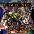 Внешний вид - 2015 Marvel 3D Legendary DBG Playable 14-card Hero Henchman Set Deck: You Choose