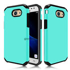 For Samsung Galaxy J3 Emerge/Prime/Luna Pro Armor Case Cover + Screen Protector