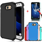 For Samsung Galaxy J3 Emerge/Prime/Luna Pro Shockproof Hybrid Phone Case Cover  samsung luna phone case | Samsung Galaxy Luna TracFone Smartphone with Case, and 1200 Mins/Texts/Data on QVC 2321986485484040 3