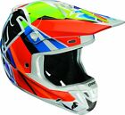 Thor Verge Tracer Fiberglass DOT Approved MX Motocross Ri...