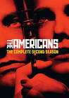 The Americans: Season 2 (DVD, 2014, 4-Disc Set)