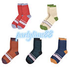 Stylish Men's 2 Pairs Breathable Business Crew Office Cotton Socks Casual Sport