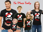 Disney Cruise Family T-shirts. Disney Cruise Pirates Family Tops. Pirate T-shirt