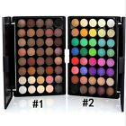 40 Colour Pop Eye Shadow Makeup Cosmetic Shimmer Matte Eyeshadow Palette Set