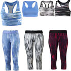 Puma 3/4 Pants Fitness Bottoms Essential Graphic Womens Bras Sports Activewear R
