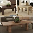 EXTENDABLE QUALITY LARGE COFFEE TABLE 3 COLOURS MODERN LIVING ROOM CONTEMPORARY