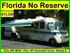 NO RESERVE 1995 FLEETWOOD SOUTHWIND 35FT VERY NICE CLASS A RV MOTORHOME CAMPER