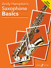 Andy Hampton: Saxophone Basics (Pupil's Book). Available with and without CD
