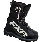 FXR Team Boot High Traction Outsole - Black - 16506.100