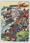 1998 Skybox Marvel: Silver Age Tribute #JK1 Jack The King Kirby Card 1i8