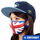 CooterBoy Graphic Mask Teenager Unisex K-pop Mask Union-Jack Safety-Zone Print