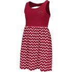 Arkansas Razorback Girls Chevron Dress