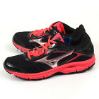 Mizuno Wave Impetus 4 (W) Black/Silver/Light Red Sportstyle Running J1GD161303
