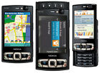 BRAND NEW NOKIA N95 8GB UNLOCKED BLUETOOTH PHONE - 5MP CAM - WIFI - 3G - RADIO, usado segunda mano  Gran Bretaña