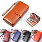 Fashion Lady Women Leather Wallet Long Card Holder Case Clutch Purse Handbag Bag