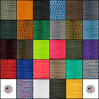 Nano Cord Braided Paracord 0.75mm Jewelry Crafting Outdoor Emergency 300' Spool