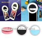 Round Selfie 36 LED Ring Fill Light Camera Photography For Android iPhone