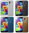 Unlocked Samsung Galaxy S5 SM-G900T (T-mobile) 16gb GSM Smartphone Black White