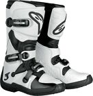 Alpinestars Stella Tech 3 Womens Offroad Boots White/Black Size 6-10