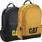 Caterpillar Laptop Backpack CAT DENALI Shoulder bag Backpack Black, Yellow 83026