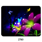 Neoprene Soft Mouse Pad Laptop Computer PC Optical MousePad