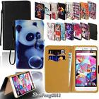 New Leather Stand Flip Wallet Cover SmartPhone Case For Various ARCHOS 50 Models