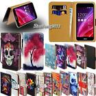 New Leather Stand Flip Wallet Cover Case For Asus ZenFone 2/3/4/5/6 SmartPhone