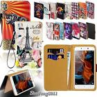 Leather Stand Flip Wallet Cover Case For Various Lenovo S series Models Phone