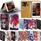 Leather Stand Flip Wallet Cover Case For Various Lenovo series A Models Phone