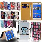 New Leather Stand Flip Card Wallet Cover Case For Sony Xperia X XA XZ SmartPhone