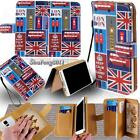 For Various ZTE Model Phones Leather Stand Flip Card Wallet Cover Case + Strap