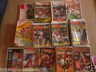 /Nottm Forest  Home Programmes 1986/87 to 1997/98 .  Select from list