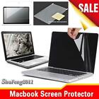 "Screen Protector Cover Guard for MacBook AIr / Pro/ Retina 11.6"" 12"" 13.3"" 15.4"""
