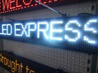 LED SHOP SIGN - PROGRAMMABLE MOVING MESSAGE DISPLAY Ultra Brightness - BEST SIGN