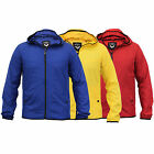 Mens Kagool Jacket Brave Soul Coat Hooded Lightweight Casual Fashion Summer New