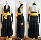 NEW Bleach Soi Fong Cosplay Party Costume S-XL
