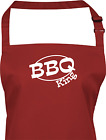 BBQ KING PREMIER PR154 APRON WITH POCKET IN 30 COLOURS AP2