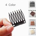 make hair extension clips - Plastic Wig Clips And Combs For Making Wigs sets Hair Extensions Combs