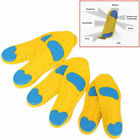 UK Shock Absorption Memory Foam  Arch Support Shoe Insoles Pad Pain Relief BQP