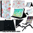 "Folio Stand Leather Cover Case For Various 9.7"" 10.1"" Teclast Tablets + STYLUS"