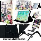 """Folio Stand Leather Cover Case For Various 7"""" 8"""" Teclast Model Tablets + STYLUS"""