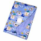 Newborn Baby Soft Cotton Cartoon Swaddle Blanket Bedding Wrap Cloth Bath Towel