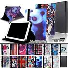 """For Various 7"""" inch Tablets - Universal Folio Stand Leather Cover Case + STYLUS"""